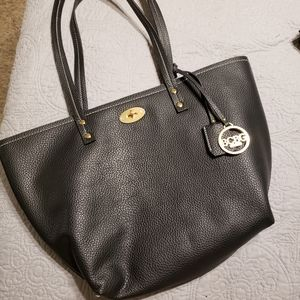 BCBG Shoppers Tote - Black